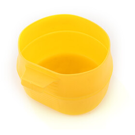 Wildo Fold-a-cup L, lemon